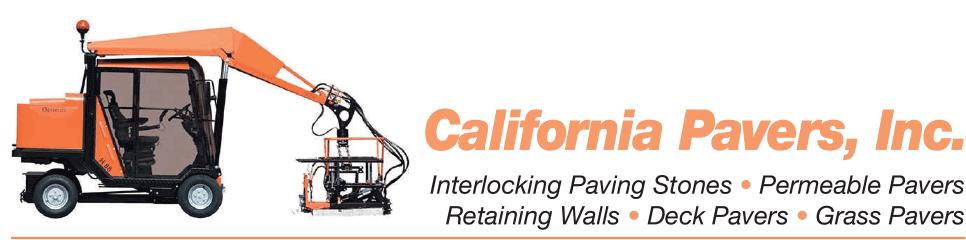California Pavers